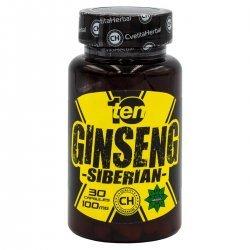 CVETITA HERBAL Siberian Ginseng 100 мг 30 капсули