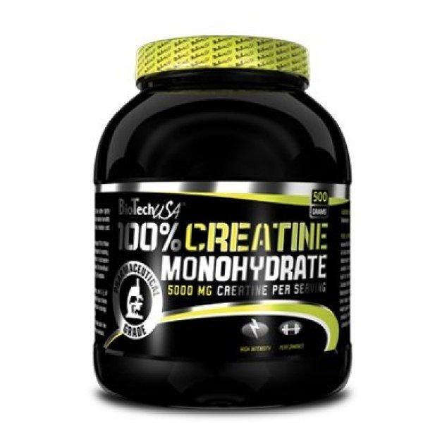 Biotech 100% Creatine Monohydrate 500 грBT276