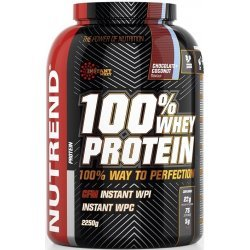 Nutrend 100% Whey Protein 2250 гр