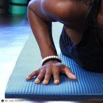 Постелка за йога и упражнения NBR Eco-Friendly Armageddon Sports, 183 x 61 x 1 см, СинARM050-BLUE5