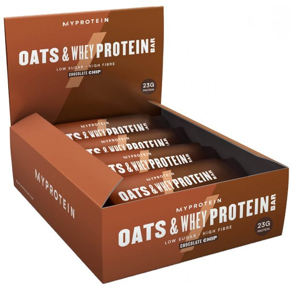 Myprotein Oats and Whey Bar 18 x 88 грMyP243