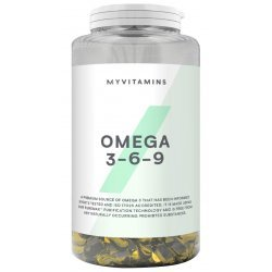 Myprotein Omega 3 6 9 120 дражета