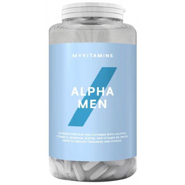 MyProtein Alpha Men 120 таблеткиMyP112