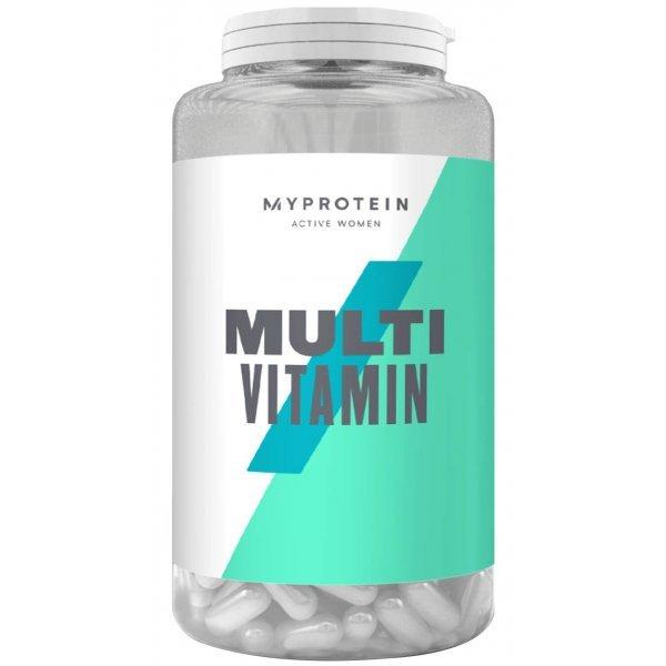 MyProtein Active Women Multivitamins 120 таблеткиMyP307