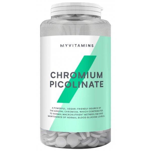 MyProtein Chromium Picolinate 200 мкг 180 таблеткиMyP139