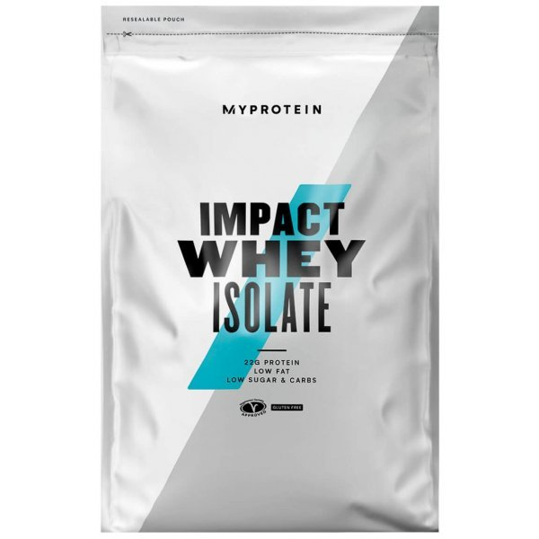 Myprotein Impact Whey Isolate 2500 грMyP189