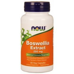 NOW Boswellia Extract 60 капсули