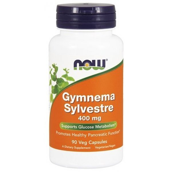 NOW Gymnema Sylvestre 90 капсулиNOW4707