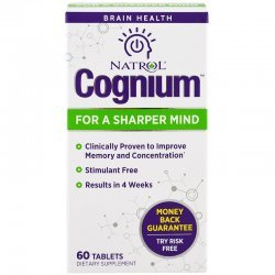 Natrol Cognium 60 таблетки