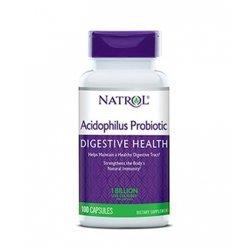 Natrol Acidophilus Probiotic 100 мг 100 капсули