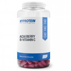 Myprotein Acai Berry Plus Vitamin C 30 капсули