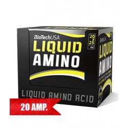 BIOTECH USA Liquid Amino 20 x 25 мл