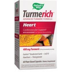 Nature's Way Turmerich Heart 535 мг 60 капсули