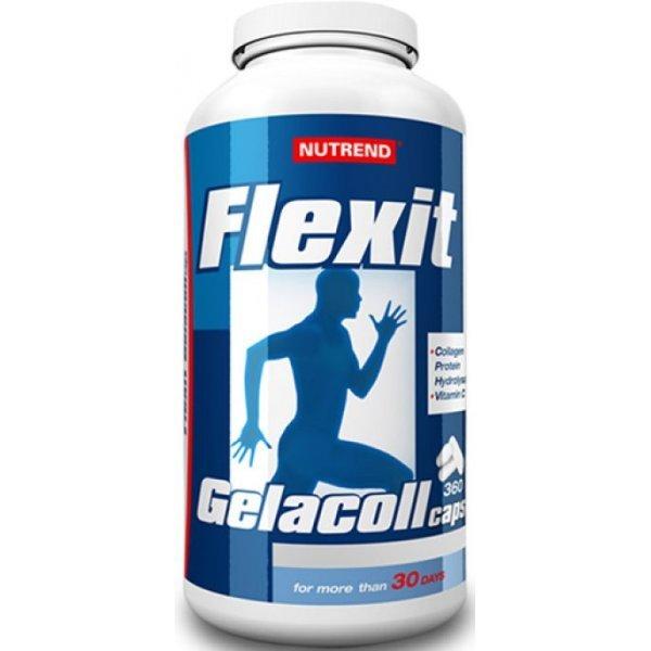 Nutrend FLEXIT GELACOLL 360 капсулиNutrend FLEXIT GELACOLL 360 капсули
