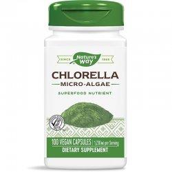 Nature's Way Chlorella 410 мг 100 капсули