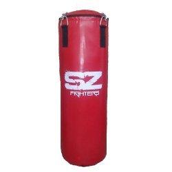 Боксов чувал червен 120 см 33 кг Profi SZ Fighters