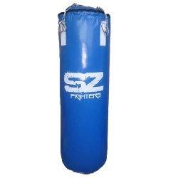 Боксов чувал син 120 см 33 кг Profi SZ Fighters