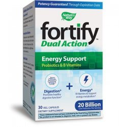 Nature's Way Fortify™ Energy Support 30 капсули