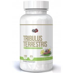 Pure Tribulus Terrestris 1000 мг 50 таблетки