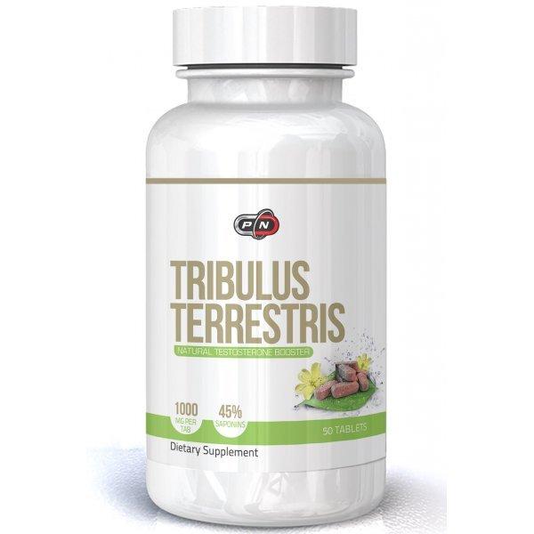 Pure Tribulus Terrestris 1000 мг 50 таблеткиPN1760