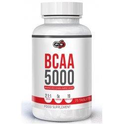 Pure Nutrition BCAA 5000 75 таблетки