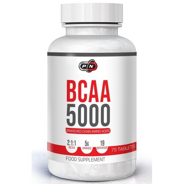 Pure Nutrition BCAA 5000 75 таблеткиPN3392