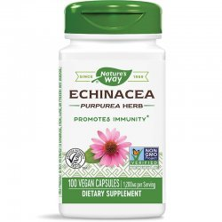 Nature's Way Echinacea 400 мг 100 капсули