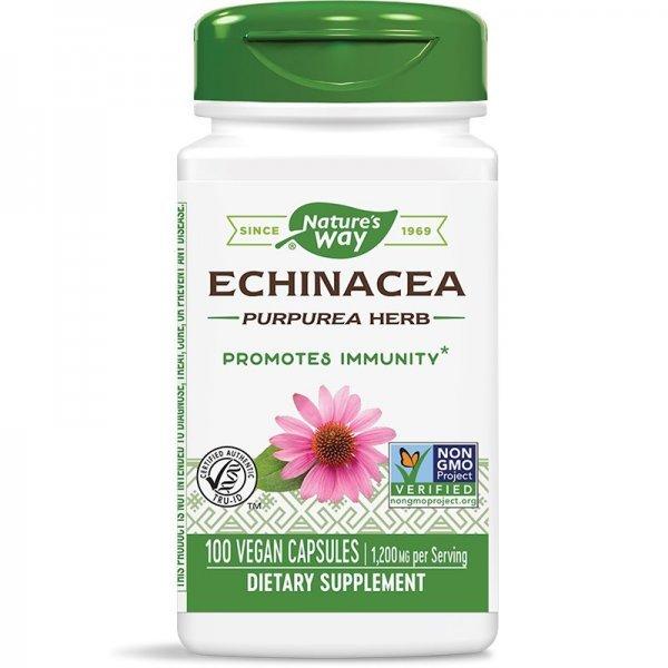 Nature's Way Echinacea 400 мг 100 капсули12400