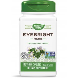 Nature`s Way Eyebright 450 мг 100 капсули