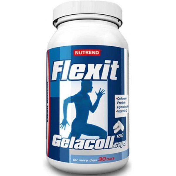 Nutrend FLEXIT GELACOLL 180 капсулиNutrend FLEXIT GELACOLL 180 капсули