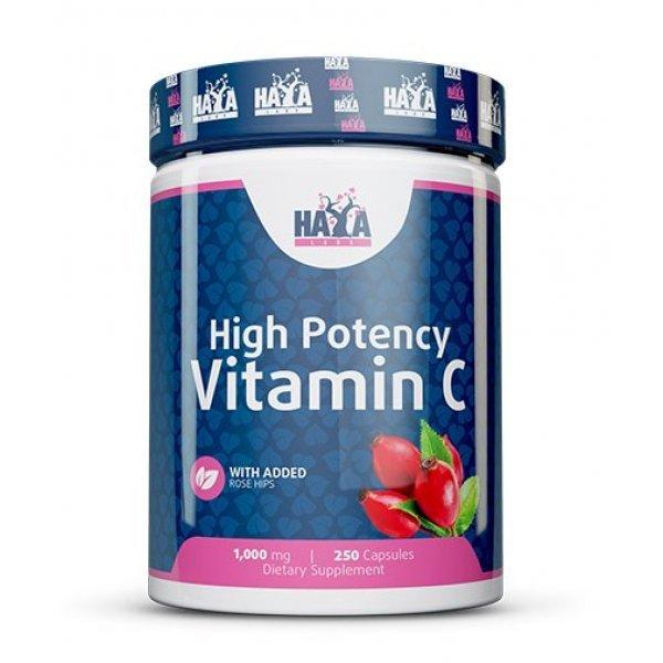 Haya Vitamin C 1000 мг 250 капсулиHaya Vitamin C 1000 мг 250 капсули