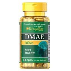 Puritan's Pride DMAE 100 мг 100 капсули