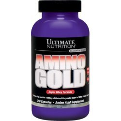 Ultimate Nutrition Amino Gold 1000 мг 250 таблетки