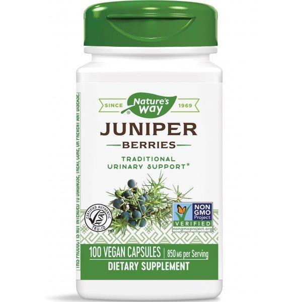Nature's Way Juniper 425 мг 100 капсули14400