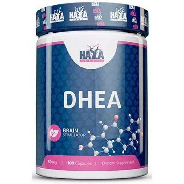 Haya DHEA 50 мг 180 капсулиHaya DHEA 50 мг 180 капсули