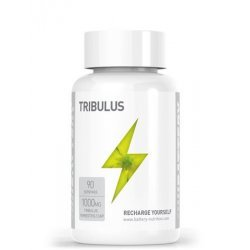 Battery Tribulus 1000 мг 90 капсули