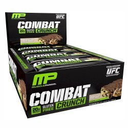 Muscle PharmCombat Crunch Bars 12 х 63 гр