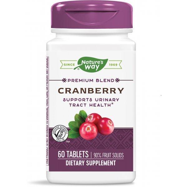 Nature's Way Cranberry 430 мг 60 таблетки15020