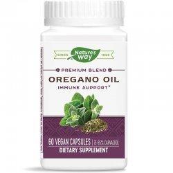 Nature`s Way Oregano Oil 50 мг 60 капсули