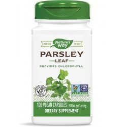 Nature's Way Parsley Leaf 450 мг 100 капсули