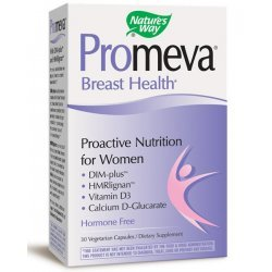 Nature's Way Promeva Breast Health 363 мг 30 капсули