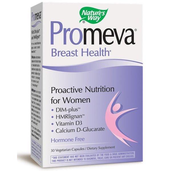 Nature's Way Promeva Breast Health 363 мг 30 капсули15303