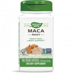 Nature's Way Маса Root 525 мг 100 капсули