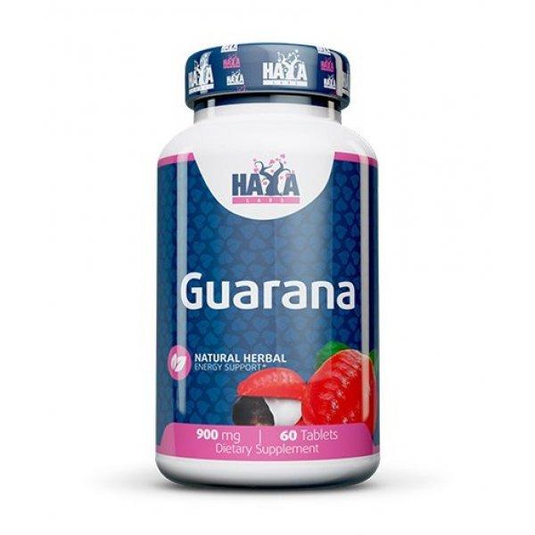 Haya Guarana 900 мг 60 таблеткиHaya Guarana 900 мг 60 таблетки