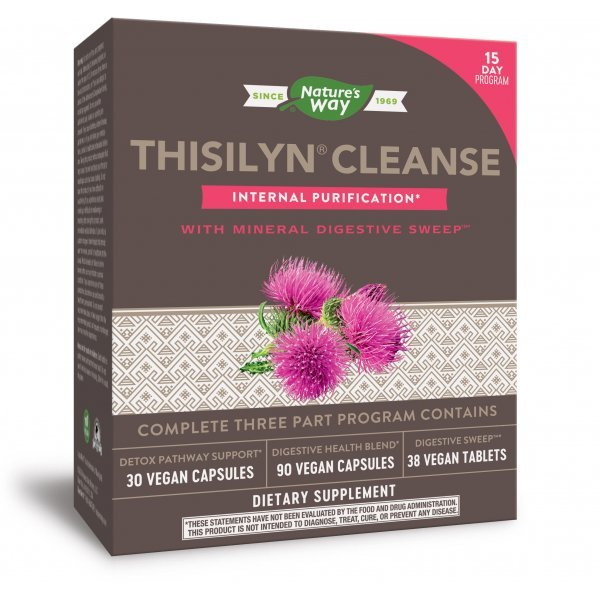 Nature's Way Thisilyn Cleanse Mineral Cleansing Kit 150 капсули15409