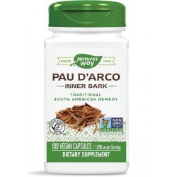 Nature's Way Pau D'Arco 545 мг 100 капсули