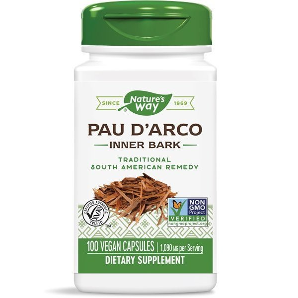 Nature's Way Pau D'Arco 545 мг 100 капсули15450