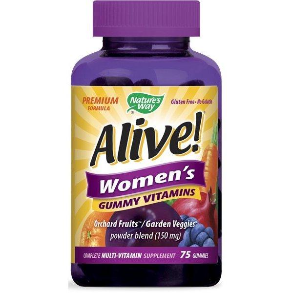 Nature's Way Alive Women's Multivitamin 75 таблетки15897