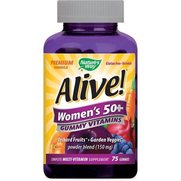 Nature's Way Alive Women's Multivitamin 50 +15899