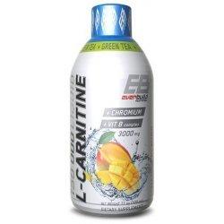 EVERBUILD Liquid L-Carnitine 3000 мг + Green Tea 500 мл